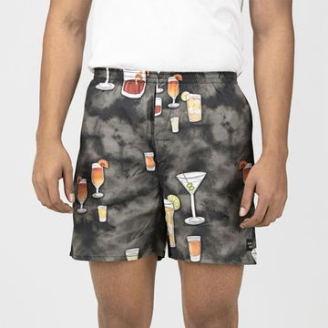 Whats Down | Grey Cocktail Boxers