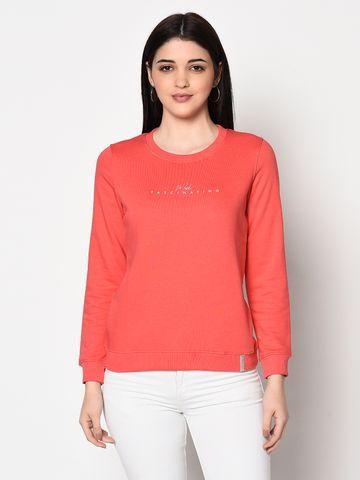 METTLE | Women ROSE PINK Sweatshirts