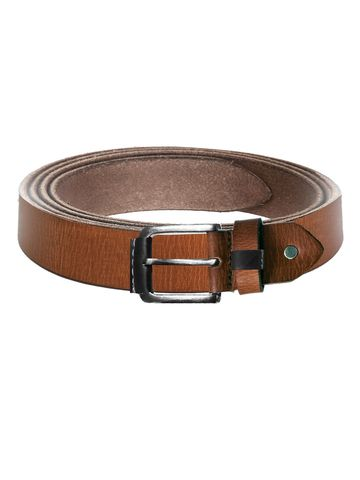 WildHorn | WildHorn Classic Leather Tan Belt for Men