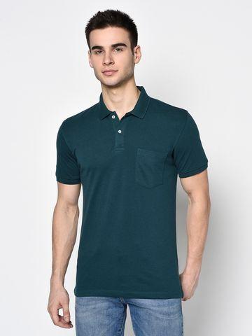 OCTAVE | Men TEAL T-Shirts