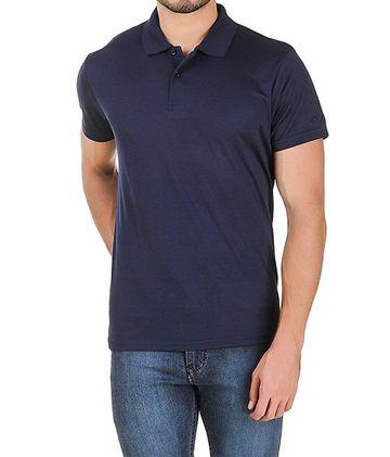 Lotto   Lotto Men's Polo Basic PC Navy Blue T-Shirt