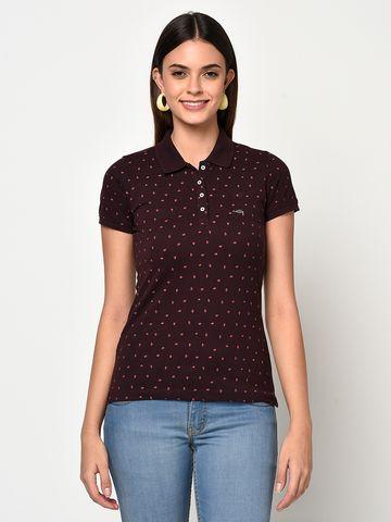 METTLE | Women WINE T-Shirts