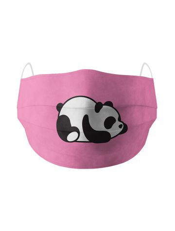 Soxytoes | Soxytoes Pink Stylish Protective Washable Mouth Cover Face Mask