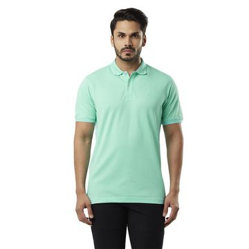 Raymond | Mint Solid T-Shirt