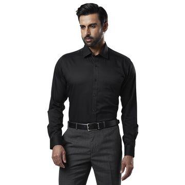Raymond | Raymond Black Contemporary Fit Shirt