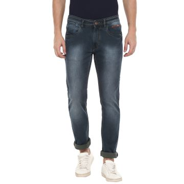 RED CHIEF   Red Chief Men Solid Casual Jeans (Blue)
