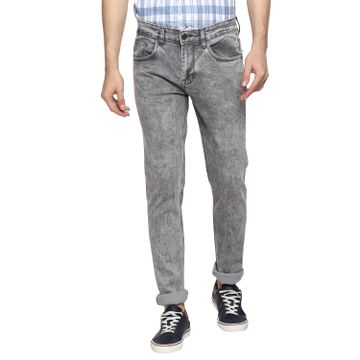 RED CHIEF | Red Chief Men Solid Casual Jeans (Grey)