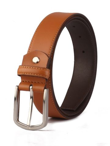 RED CHIEF | Red Chief Men Leather Formal Belt (Tan)