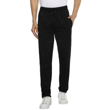 RED CHIEF | Red Chief Men Solid Casual Lower (Black)