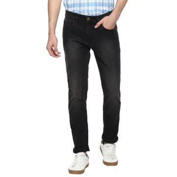 RED CHIEF | Red Chief Men Solid Casual Jeans (Black)