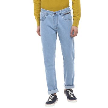 RED CHIEF | Red Chief Men Solid Casual Jeans (Blue)