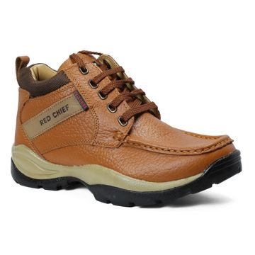 RED CHIEF | RED CHIEF Elephant Tan Casual Lace-Ups