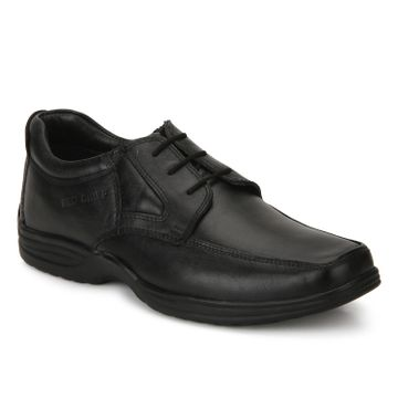 RED CHIEF | Black Formal Lace-ups