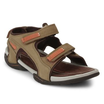 RED CHIEF | Camel Sandals