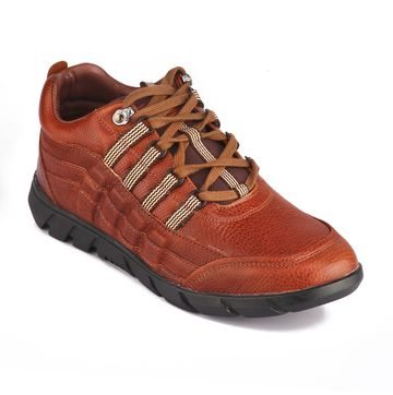 RED CHIEF | RED CHIEF Tan Casual Lace-Ups