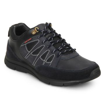 RED CHIEF   Blue Casual Lace-ups