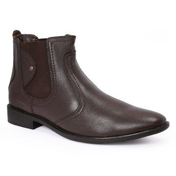 RED CHIEF | Dark Brown Boots