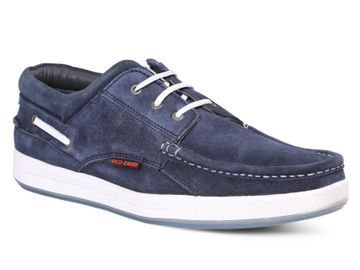 RED CHIEF | Blue Casual Lace-ups