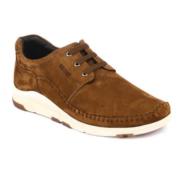 RED CHIEF | Brown Casual Lace-ups