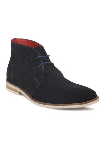 Ruosh | Blue Casual Lace-ups