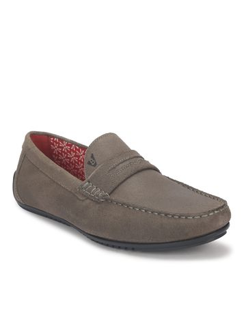 Ruosh | Grey Loafers