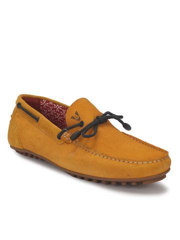 Ruosh | Beige Boat Shoes