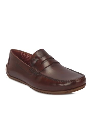Ruosh | Tan Loafers
