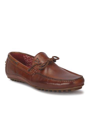 Ruosh   Tan Boat Shoes