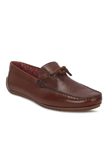 Ruosh | Tan Moccasins