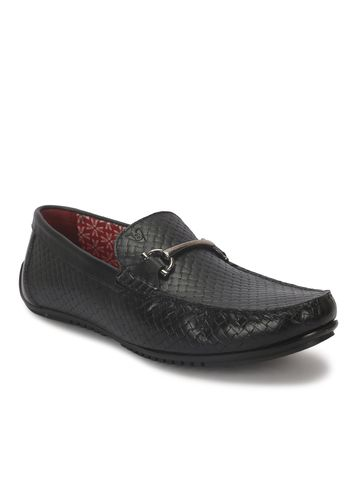 Ruosh | Black Loafers