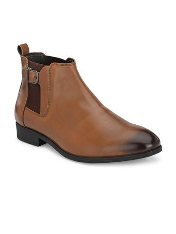San Frissco | San Frissco Scott Tan Chelsea Boots