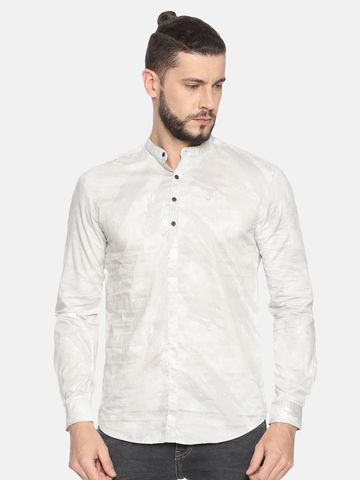 Showoff | SHOWOFF Mens Cotton Casual Printed Kurta