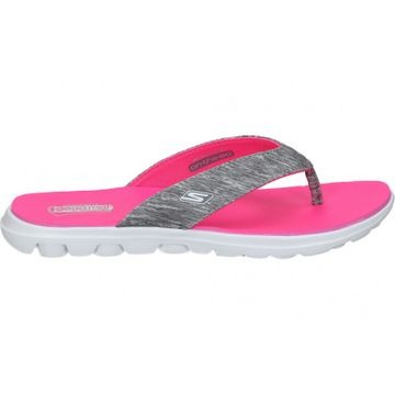 Skechers | Pink Skechers Women's Slippers