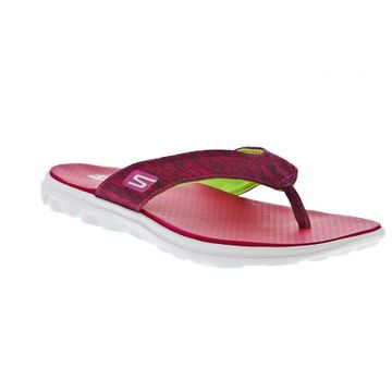 Skechers | Pink Skechers Women's Slippers