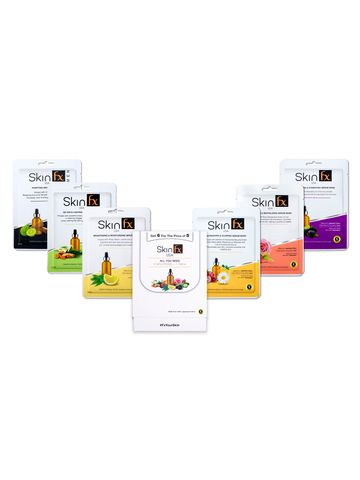 Skin Fx | Skin Fx 6 Serum Mask, All You Need, 6 Solutions in 1 pack