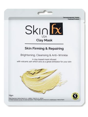 Skin Fx | Skin Fx Clay Mask Pack For Skin Firming & Repairing Pack of 1