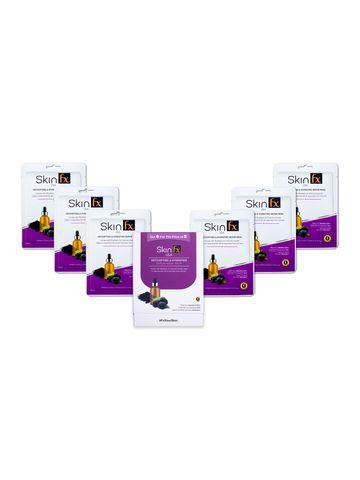 Skin Fx | Skin Fx Detoxifying & Hydrating Serum Mask Combo Pack of 6