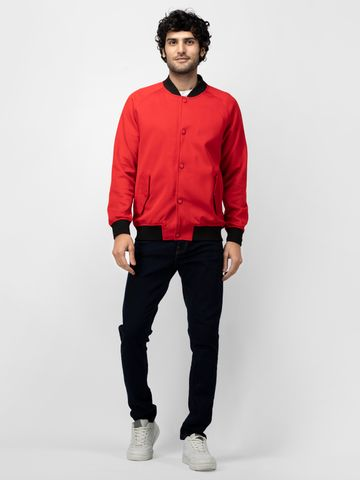 SOC PERFORMANCE | SOC Red Bomber Jacket
