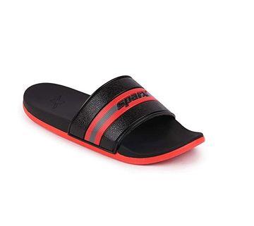 Sparx | Sparx Mens Black Flip Flops
