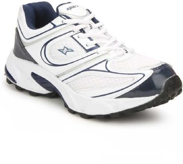 Sparx | White SM-118 Running Shoes