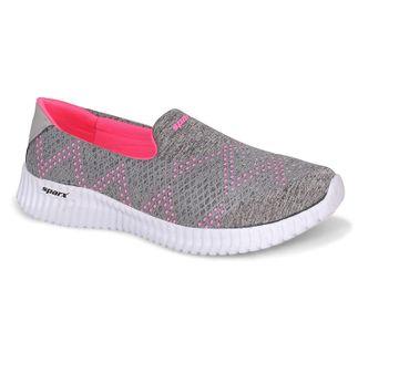 Sparx | Grey SL -123 Indoor Sports Shoes