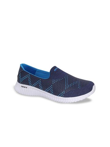 Sparx | Navy Blue WoSL-123 Indoor Sports Shoes