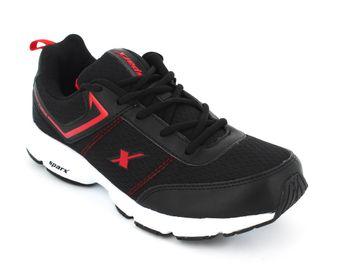 Sparx   Black SM-349 Running Shoes