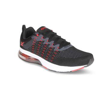 Sparx   Black SM-440 Running Shoes