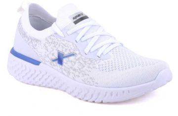 Sparx   White SM-443 Running Shoes