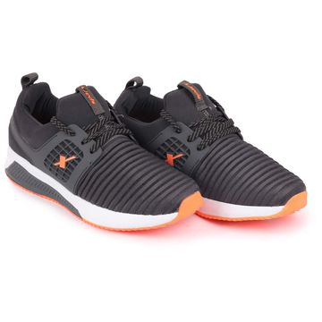 Sparx   Grey SM-610 Running Shoes