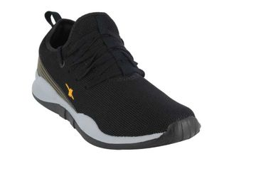 Sparx | Black SM 614 Running Shoes