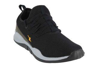 Sparx | Black SM 614 Running Shoes