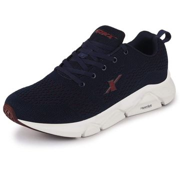 Sparx | Navy Blue SM 657 Running Shoes