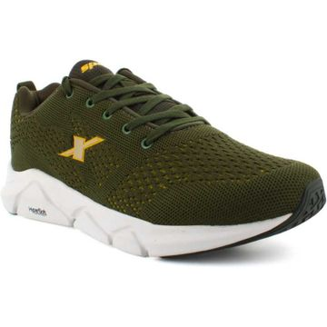 Sparx   Olive SM 657 Running Shoes
